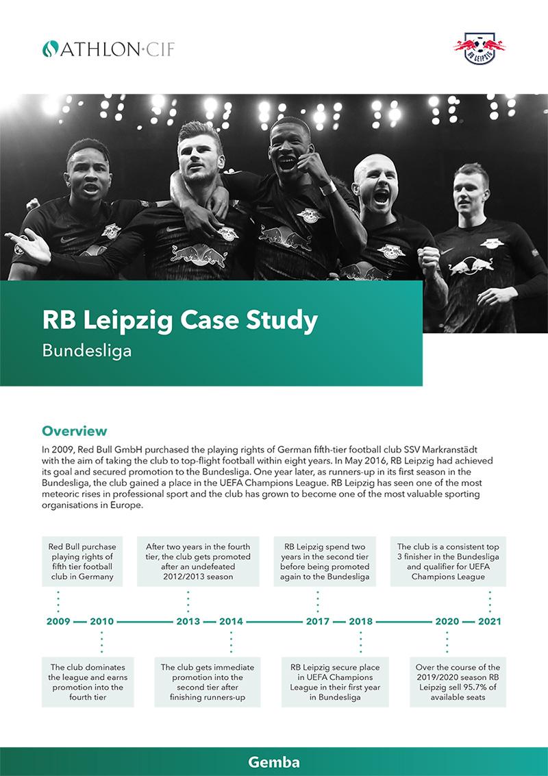 Athlon CIF Leipzig Case Study